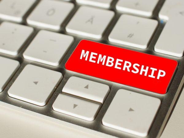 Membership Keyboard