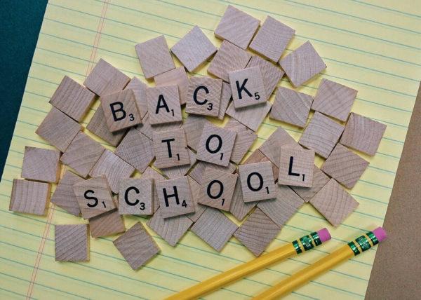 Back to school conceptual cube 207658